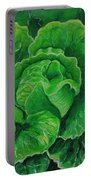 God's Kitchen Series No 5 Lettuce Portable Battery Charger