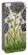 God's Only Me Wildflower  Portable Battery Charger