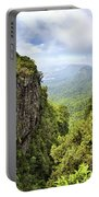 God's Window And The Blyde River Canyon Portable Battery Charger