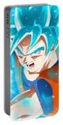 Goku In Dragon Ball Super  Portable Battery Charger