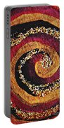Gold And Glitter 56 Portable Battery Charger