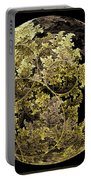 Gold And Silver Portable Battery Charger