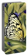 Gold Butterfly In Branson Portable Battery Charger