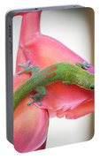 Gold Dust Day Gecko 2 Portable Battery Charger