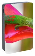 Gold Dust Day Gecko 3 Portable Battery Charger