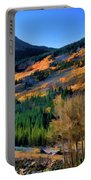 Gold In The Rockies Portable Battery Charger