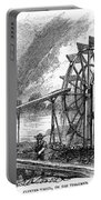Gold Mining, 1860 Portable Battery Charger
