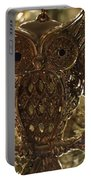 Gold Owl Portable Battery Charger