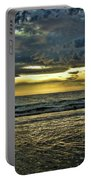 Gold Skies Portable Battery Charger