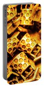 Gold Treasures Portable Battery Charger