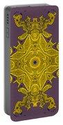 Golden Artifact Portable Battery Charger