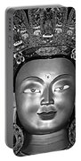 Golden Buddha Monochrome Portable Battery Charger