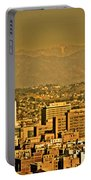 Golden City Hall La Portable Battery Charger