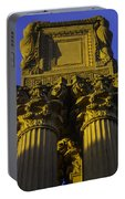 Golden Columns Palace Of Fine Arts Portable Battery Charger