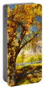 Golden Days Portable Battery Charger