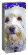 Golden Doodle 4 Portable Battery Charger