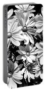 Golden Eyed Susan 2 Portable Battery Charger