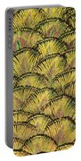 Golden Feathers Portable Battery Charger