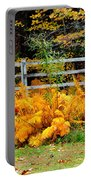 Golden Fern Portable Battery Charger
