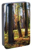 Golden Forest Bed Portable Battery Charger