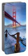 Golden Gate Bridge 2 Portable Battery Charger