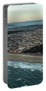 Golden Gate Park And Ocean Beach In San Francisco Portable Battery Charger