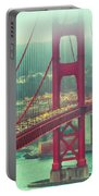 Golden Gate Portrait Portable Battery Charger