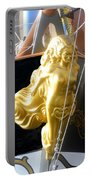 Golden Girl Of Gasparilla Portable Battery Charger