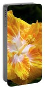 Golden Hibiscus - Hawaii Portable Battery Charger
