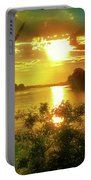 Golden Hour Beautiful Light Portable Battery Charger