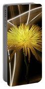 Golden Mum Portable Battery Charger