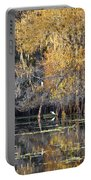 Golden On The River Portable Battery Charger