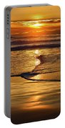 Golden Pacific Sunset Portable Battery Charger