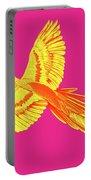 Golden Parrot Portable Battery Charger