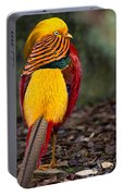 Golden Pheasant Portable Battery Charger