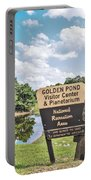 Golden Pond Visitor Center And Planetarium Portable Battery Charger