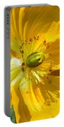 Golden Poppy Expose Portable Battery Charger