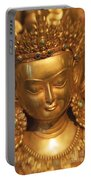 Golden Statue Portable Battery Charger