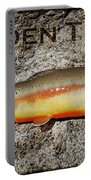 Golden Trout Portable Battery Charger