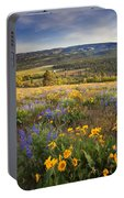 Golden Valley Portable Battery Charger