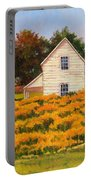 Goldenrod Time Portable Battery Charger