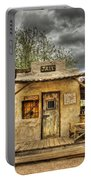 Goldfield Ghost Town - Jail  Portable Battery Charger