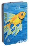 Goldfish Whisper Portable Battery Charger