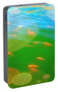 Goldfishes Portable Battery Charger