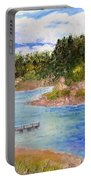 Goldwater Lake Portable Battery Charger