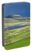 Golfing And Grazing Portable Battery Charger