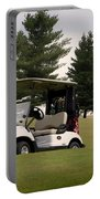 Golfing Golf Cart 01 Portable Battery Charger