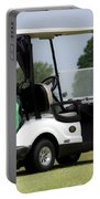 Golfing Golf Cart 05 Portable Battery Charger