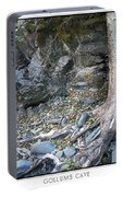 Gollum's Cave Portable Battery Charger