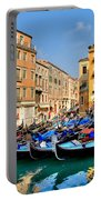 Gondolas In The Square Portable Battery Charger